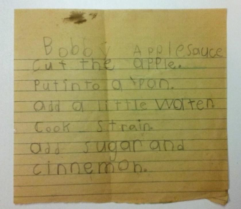 bobby-applesuace